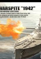 H.M.S. Warspite 1942 Premium Edition - ACADEMY 14108