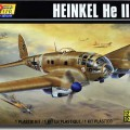 Heinkel He III P - 5628 Revell