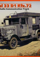 Henschel 33D1 Kfz.72 тележка радиосвязи-ICM 35467