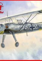 Hs 126B-1 WWII German Reconnaissance Plane - ICM 48212