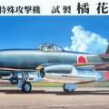 У периоду опоравка Накадзима посебне нападач SHISEI КИККА - дивне облике FB10
