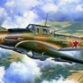 Ilyushin IL-2 Sturmovik - Tamiya 61113