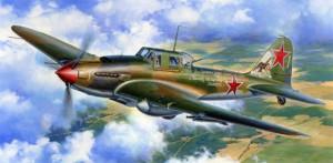 Ilyushin IL-2 Shturmovik - Tamiya 61113