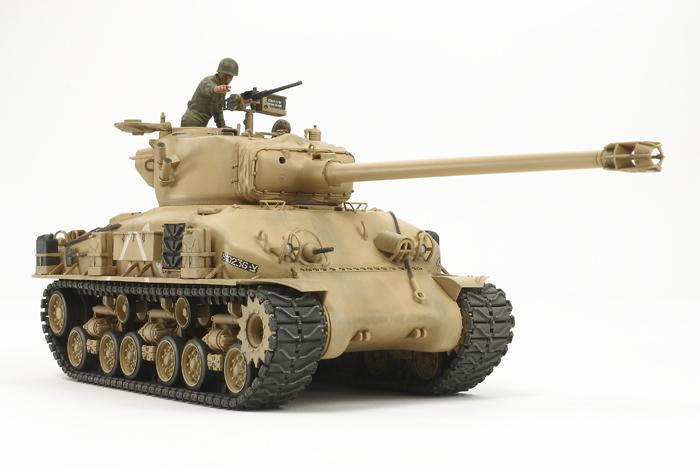 Israelische M51 Super Sherman - Tamiya 35323