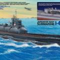 Flota Japońska Sub Jestem-400 - Tamiya 89776