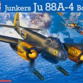 Junkers Ju88 A-4 Bombplan - Revell 4672