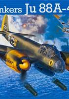 Junkers Ju88 A-4 Bomber - Revell 4672