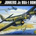 Junkers Ju88A-1 Bomber - Revell 5986