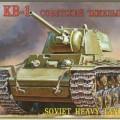 KV-1 Sovietsky Ťažký Tank - Zvezda 3539