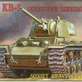 Le KV-1 char Lourd Soviétique de - Zvezda 3539
