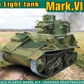Light tank Mark.VI A/B - Ace Models 72291