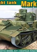 Let tank-Mærket.VI A/B - Es-Modeller 72291