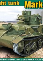 Light tank Mark.VI A/B - Ace Models 72291