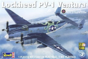 Lockheed PV-1 Ventura - Revell 5531