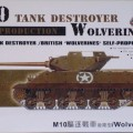M10A1 Tank Destroyer - Late Versie van AFV Club 35S07
