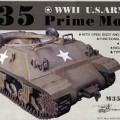 M35 Prime Mover - alternatív üzemanyag ok Klub 35S08