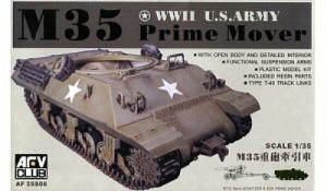 M35 Prime Mover - AFV Club 35S08
