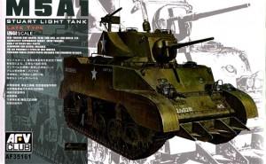M5A1 Stuart Sen Typ - AFV Club 35161