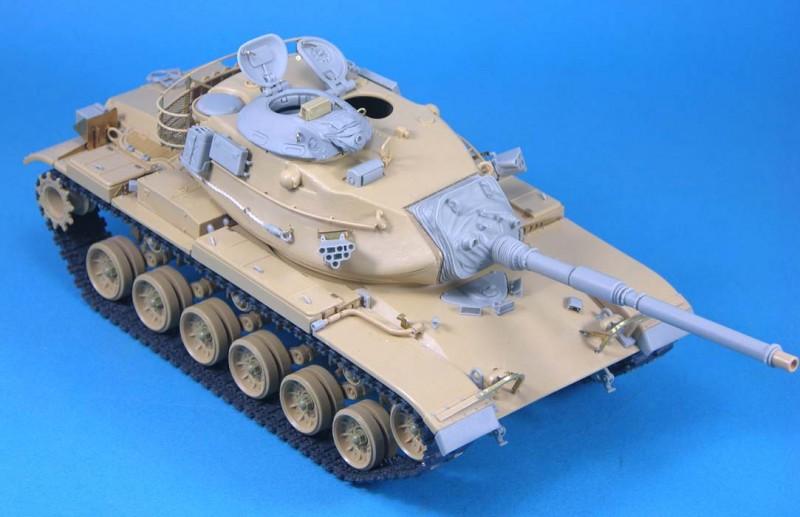 M60 A1/A3 Dettagli di set - la Leggenda LF1248