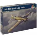MC.200 Séria Saetta 2a - ITALERI 2711