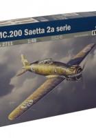 MC.200 Saetta 2a serie - ITALERI 2711