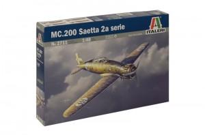MC。200Saetta2a甲-ITALERI2711