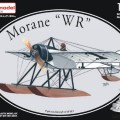 Morane-Saulnier WR与浮-AZ-模型AZM73076