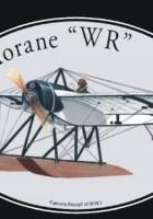 Morane-Saulnier WR s plovákovým of - THE-Model AZM73076