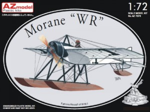 Morane-Saulnier WR med float-of - THE-Model AZM73076