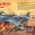 Mustang Mk.IVA - RAF Fighter - ICM 48155
