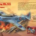 Mustang Mk.IVA - RAF Võitleja - ICM 48155