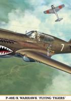 P-40E/K Warhawk Flying Tigers Limited Edition - Hasegawa 08226