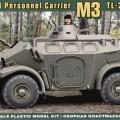 Panhard M3 4x4APC TL-2ターレットエースモデル72414