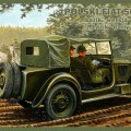Polski FIAT 508/III Lazik early version - IBG 72007