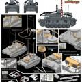 Pz.Kpfw.III Ausf.F Operation Seelowe - Cyber-Hobby 6717