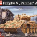PzKpfw V - Sd.Kfz.171 - Panther Ausf.D - Revell 03095
