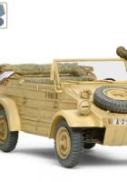 Ruští Velitelé A Štábní Vůz Set - Tamiya 25153