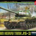 Rusų Sunkųjį Tanką JS-2 1944 - Tamiya 32571