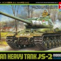 Russisk tunge tank JS-2 1944 - Tamiya 32571