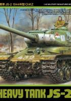 Ruský Těžký Tank JS-2 1944 - Tamiya 32571