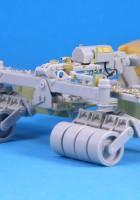 SPARK Mine Roller for Humvee - Legend LF1246