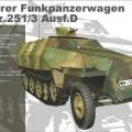 Sd.Kfz. 251/3 Ausf. C - AFV Club 35S50