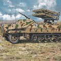 Sd.Kfz. 4/1 Panzerwerfer 42 myöhään - Roden 714