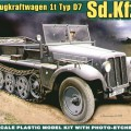 Sd.Kfz.10 - Demag D7 - Ace Modeli 72225
