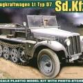 Sd.Kfz.10 - Demag D7 - Ace Modeliai 72225