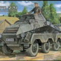 Sd.Kfz.231 8-Rad (early type) - AFV Club 35231