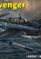 TBF复仇者鱼雷炸弹-雷维尔5259