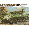 M10 Tank Destroyer Tamiya 89554