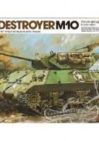 Stíhač Tanků M10 - Tamiya 89554
