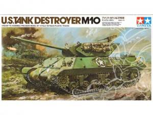 M10 Tank Destroyer - Tamiya 89554